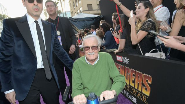 Stan Lee a notamment créé Black Panther, Spider-Man, les X-Men